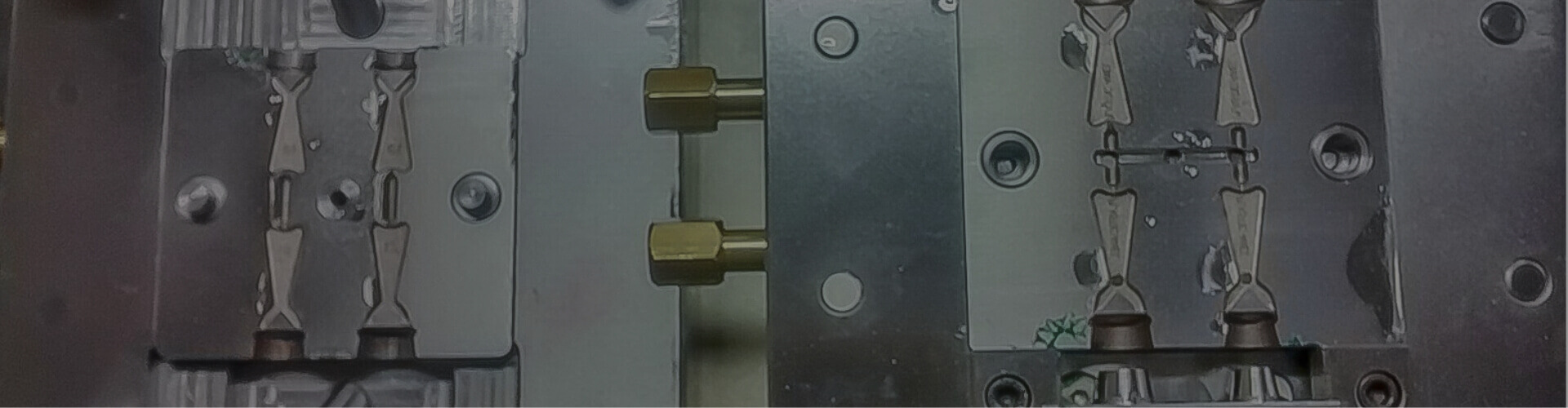 Manutenção de moldes,
